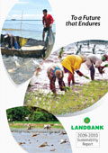 LANDBANK 2009-2010 Sustainability Report
