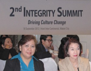 2nd Integrity Summit
