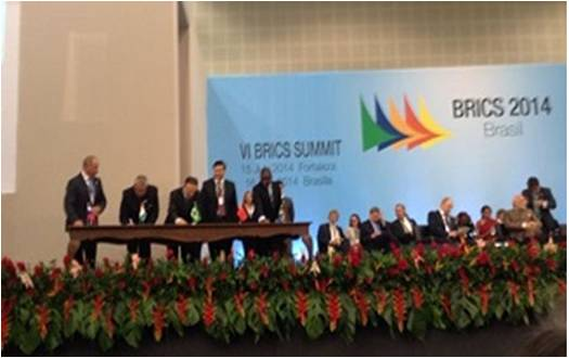 Exim Bank India Signs Agreement With Other Brics Member Development