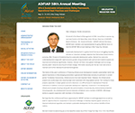 ADFIAP 38th Annual Meeting website