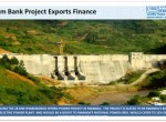 Exim india project export finance