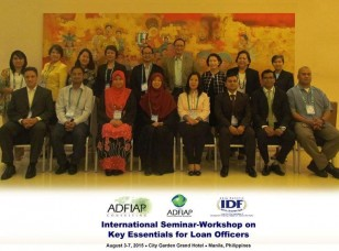 Key essential seminar for bank officers