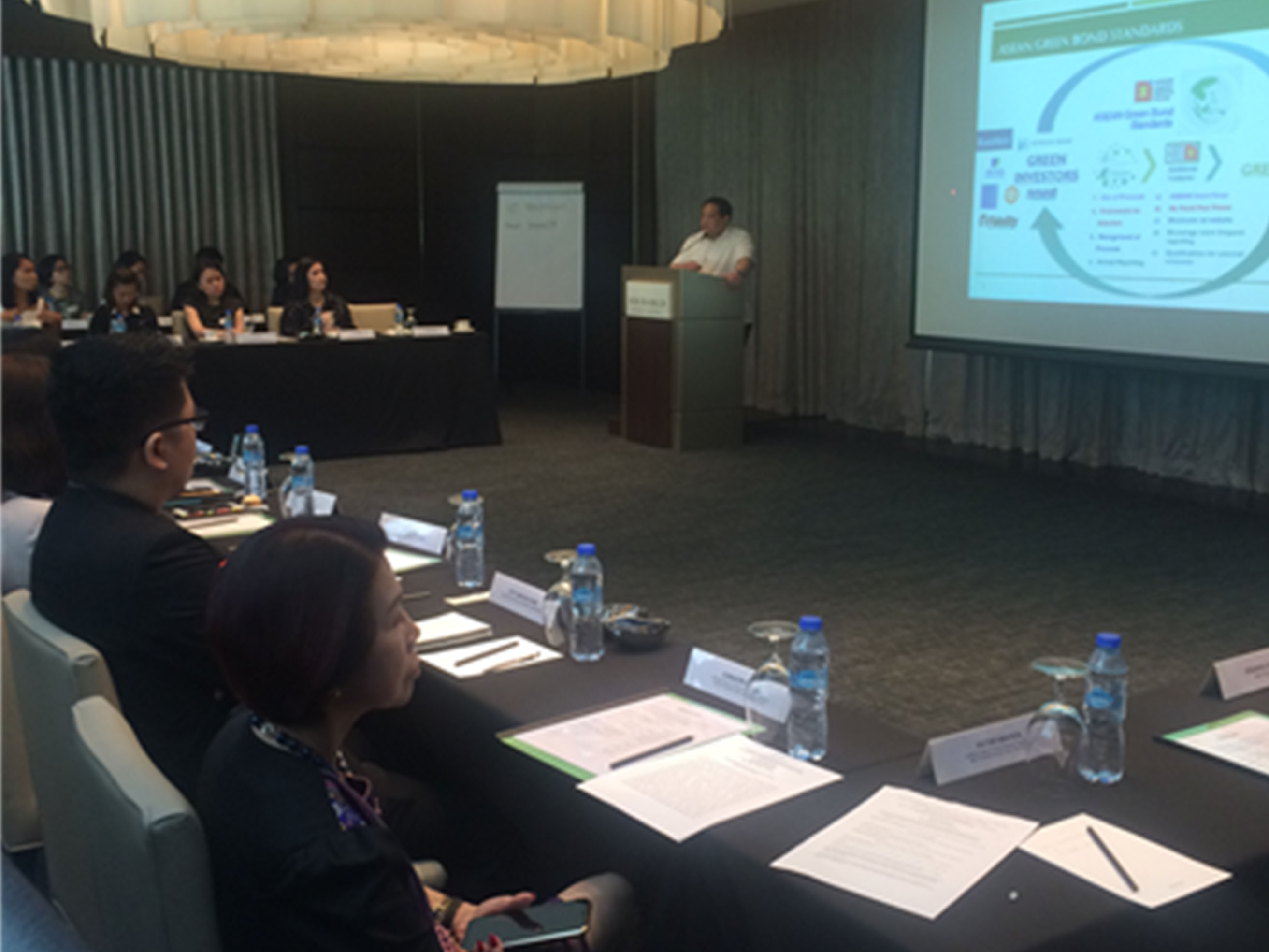 Green Round Table.Adfiap Joins Green Finance Roundtable Dialogue Adfiap